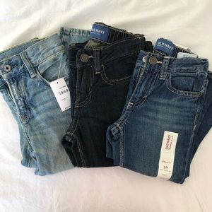 Gap and Old Navy denim LOT